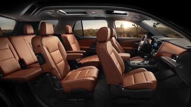 Chevrolet Traverse 2018 - SUV cỡ lớn 8 chỗ cho nhà đông người - Ảnh 10.