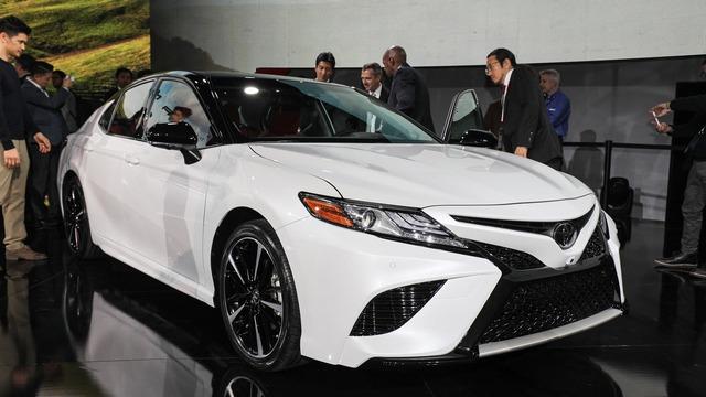 Toyota Camry 2018: Lột xác về thiết kế từ trong ra ngoài, thêm động cơ mới - Ảnh 5.