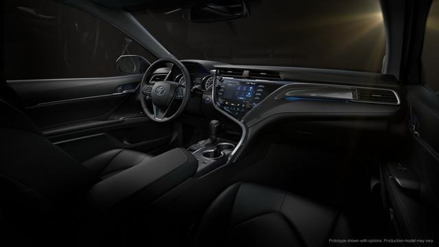 Toyota Camry 2018: Lột xác về thiết kế từ trong ra ngoài, thêm động cơ mới - Ảnh 12.