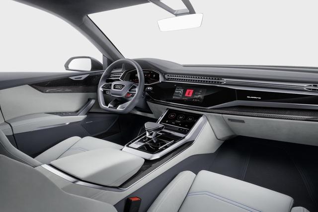 Vén màn SUV hạng sang công nghệ cao Audi Q8 - Ảnh 11.