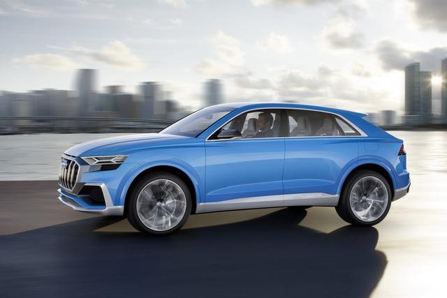 Vén màn SUV hạng sang công nghệ cao Audi Q8 - Ảnh 18.