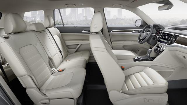 Volkswagen Atlas 2018 cạnh tranh với Mazda CX-9 bằng giá khởi điểm 30.000 USD - Ảnh 4.