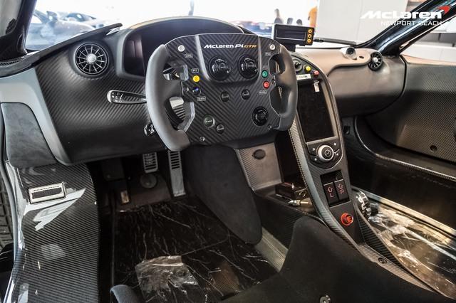1 trong 35 chiếc McLaren P1 GTR trên toàn thế giới tìm chủ mới - Ảnh 10.
