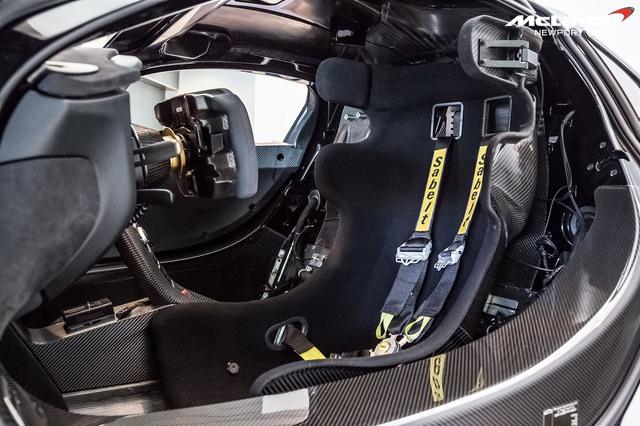 1 trong 35 chiếc McLaren P1 GTR trên toàn thế giới tìm chủ mới - Ảnh 11.