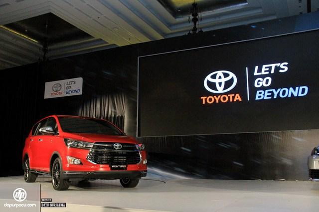 Toyota Innova bản Venturer cao cấp nhất mới trình làng, giá từ 653 triệu Đồng - Ảnh 1.