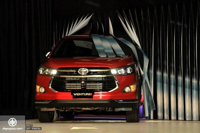Toyota Innova bản Venturer cao cấp nhất mới trình làng, giá từ 653 triệu Đồng - Ảnh 2.