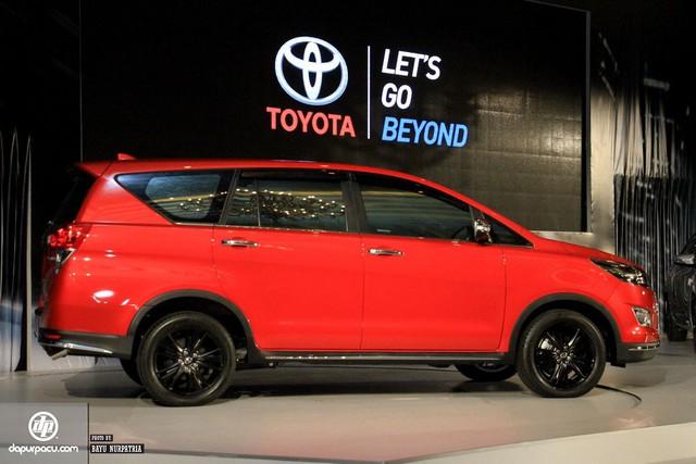 Toyota Innova bản Venturer cao cấp nhất mới trình làng, giá từ 653 triệu Đồng - Ảnh 3.