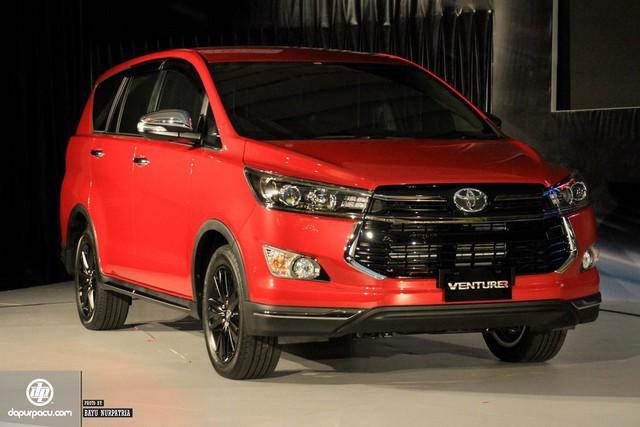 Toyota Innova bản Venturer cao cấp nhất mới trình làng, giá từ 653 triệu Đồng - Ảnh 4.