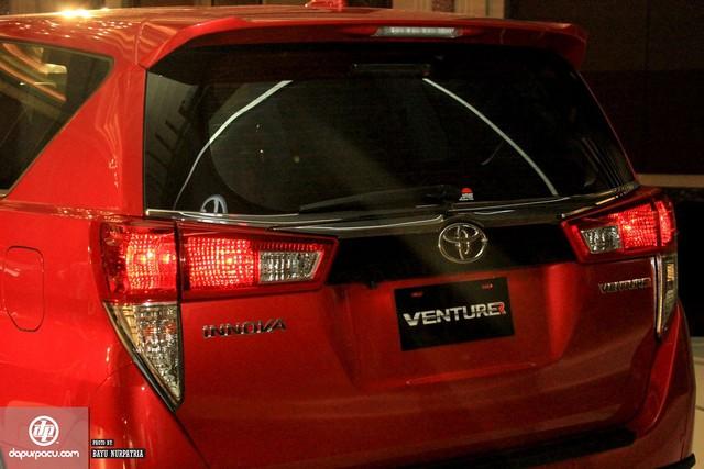 Toyota Innova bản Venturer cao cấp nhất mới trình làng, giá từ 653 triệu Đồng - Ảnh 7.