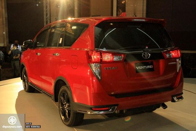 Toyota Innova bản Venturer cao cấp nhất mới trình làng, giá từ 653 triệu Đồng - Ảnh 8.