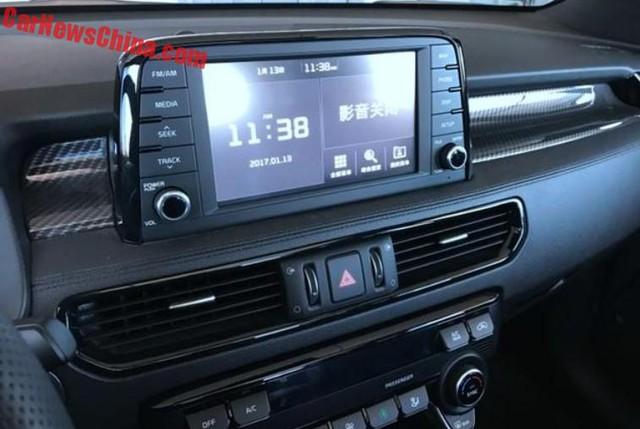 SUV 7 chỗ Kia KX7 phiên bản sản xuất lộ diện với thiết kế khác Sorento - Ảnh 5.
