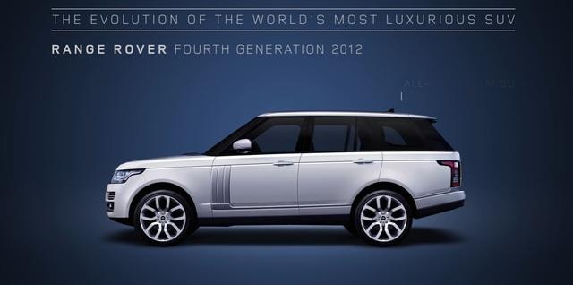 Video gói gọn quá trình tiến hóa trong 48 năm của SUV hạng sang Range Rover - Ảnh 10.