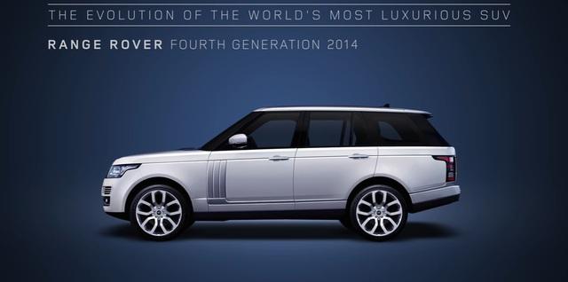 Video gói gọn quá trình tiến hóa trong 48 năm của SUV hạng sang Range Rover - Ảnh 11.