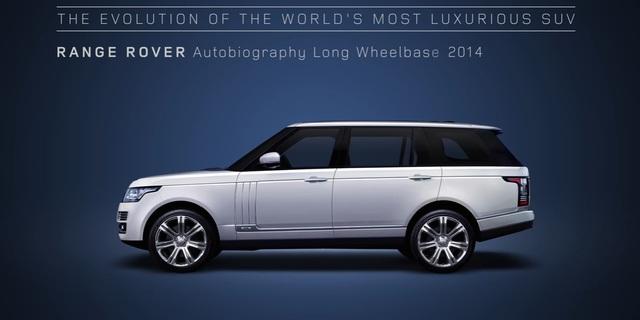 Video gói gọn quá trình tiến hóa trong 48 năm của SUV hạng sang Range Rover - Ảnh 12.