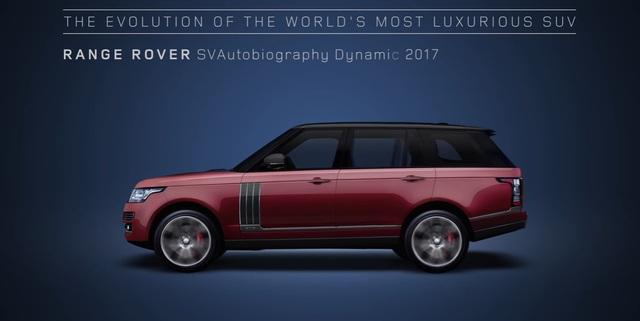 Video gói gọn quá trình tiến hóa trong 48 năm của SUV hạng sang Range Rover - Ảnh 14.