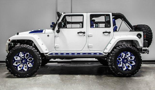 Jeep Wrangler độ theo phong cách Star Wars đầy ấn tượng - Ảnh 3.