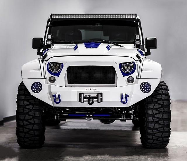 Jeep Wrangler độ theo phong cách Star Wars đầy ấn tượng - Ảnh 5.