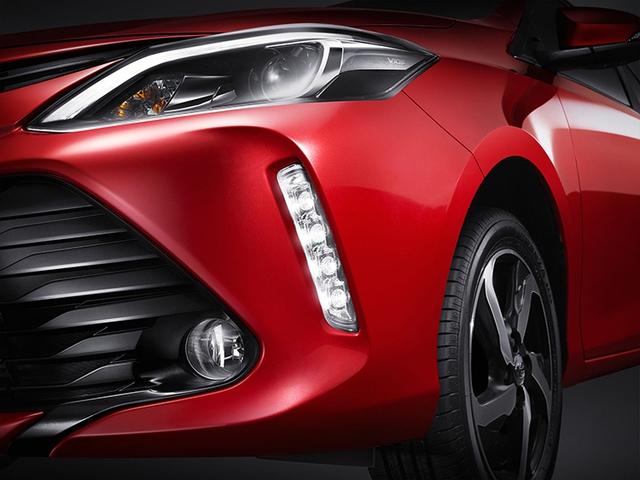 Toyota Vios 2017 sẽ về Việt Nam chính thức trình làng, giá từ 389 triệu Đồng - Ảnh 7.