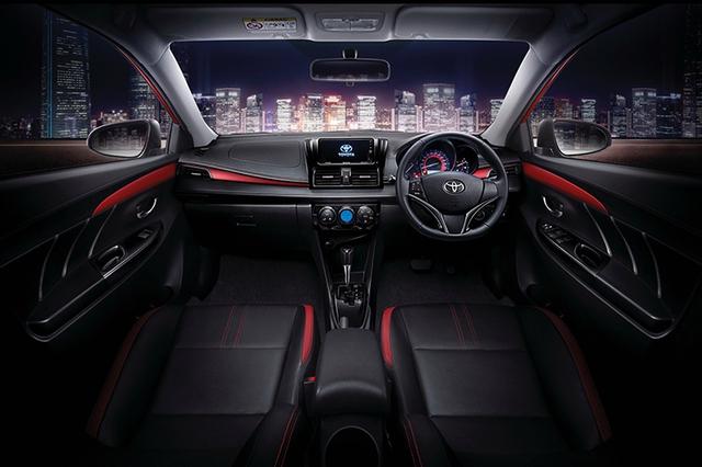 Toyota Vios 2017 sẽ về Việt Nam chính thức trình làng, giá từ 389 triệu Đồng - Ảnh 10.