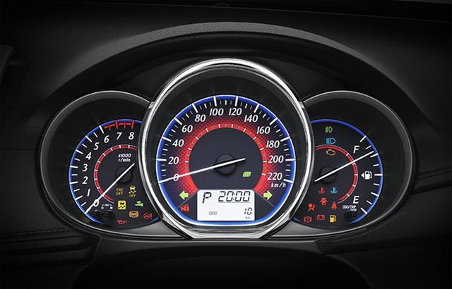 Toyota Vios 2017 sẽ về Việt Nam chính thức trình làng, giá từ 389 triệu Đồng - Ảnh 13.