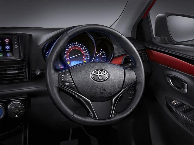 Toyota Vios 2017 sẽ về Việt Nam chính thức trình làng, giá từ 389 triệu Đồng - Ảnh 15.