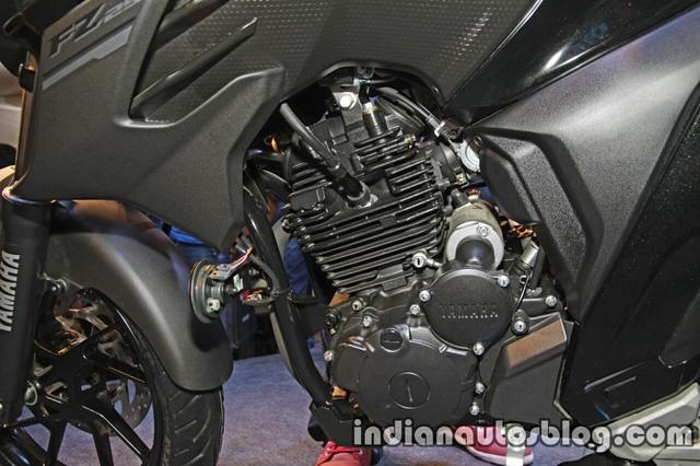 Xe naked bike siêu rẻ Yamaha FZ 25 chính thức trình làng - Ảnh 2.