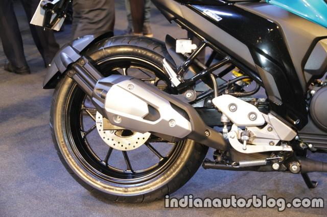 Xe naked bike siêu rẻ Yamaha FZ 25 chính thức trình làng - Ảnh 9.
