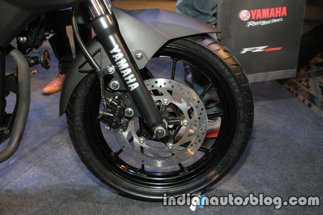 Xe naked bike siêu rẻ Yamaha FZ 25 chính thức trình làng - Ảnh 10.