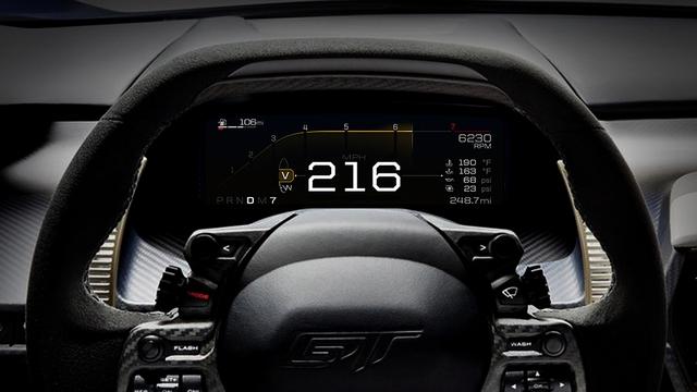 Siêu xe Ford GT 2017 được công bố thông số động cơ sau 2 năm ra mắt - Ảnh 1.