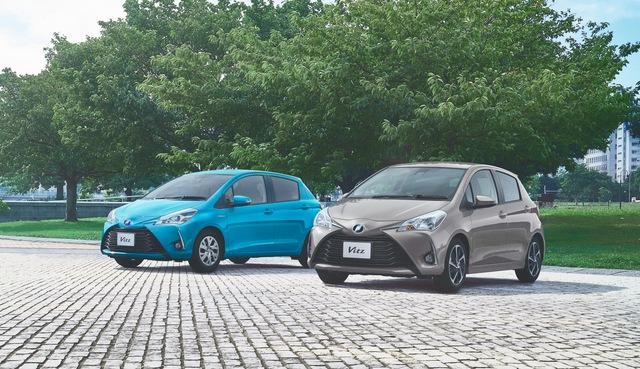 Toyota Yaris 2017 có động cơ mới, mạnh mẽ và tiết kiệm xăng hơn - Ảnh 1.