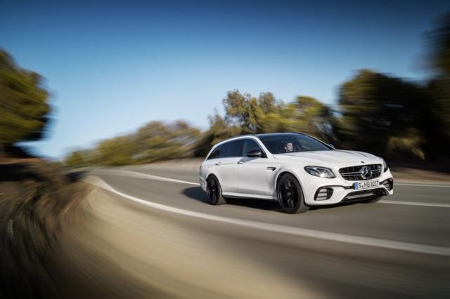 Mercedes-AMG E63 Wagon 2017 - Xe thực dụng cho tín đồ tốc độ - Ảnh 1.