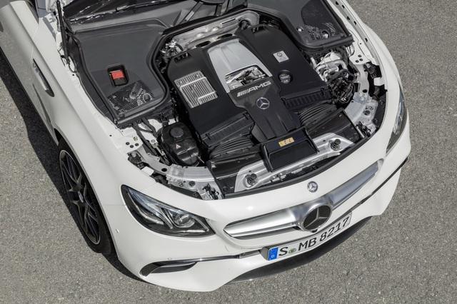 Mercedes-AMG E63 Wagon 2017 - Xe thực dụng cho tín đồ tốc độ - Ảnh 3.
