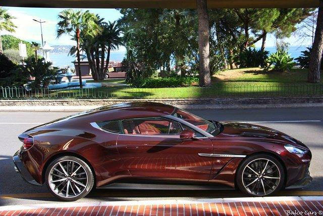 Chạm mặt tuyệt phẩm Aston Martin Vanquish Zagato tại thiên đường siêu xe - Ảnh 1.