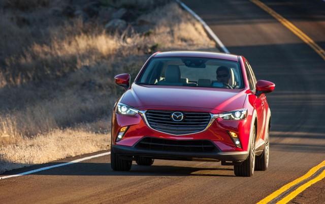 Mazda mang bộ ba CX-5, CX-3 và Mazda2 2017 đến triển lãm Geneva năm nay - Ảnh 3.