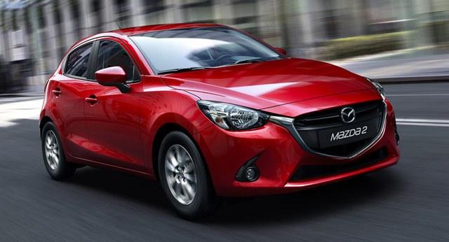 Mazda mang bộ ba CX-5, CX-3 và Mazda2 2017 đến triển lãm Geneva năm nay - Ảnh 4.