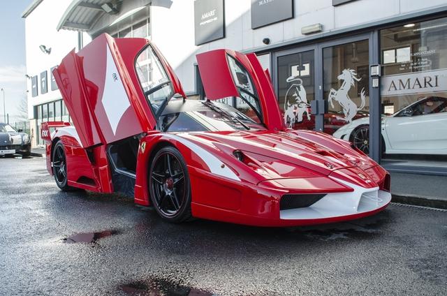 Siêu xe Ferrari FXX phiên bản đường phố duy nhất trên thế giới có giá khóc thét - Ảnh 4.