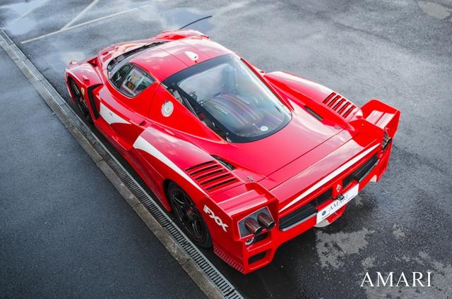 Siêu xe Ferrari FXX phiên bản đường phố duy nhất trên thế giới có giá khóc thét - Ảnh 5.