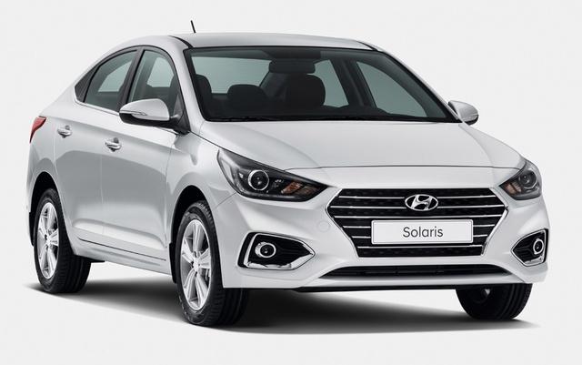 Sedan cỡ nhỏ Hyundai Accent 2018 lộ diện sớm - Ảnh 2.