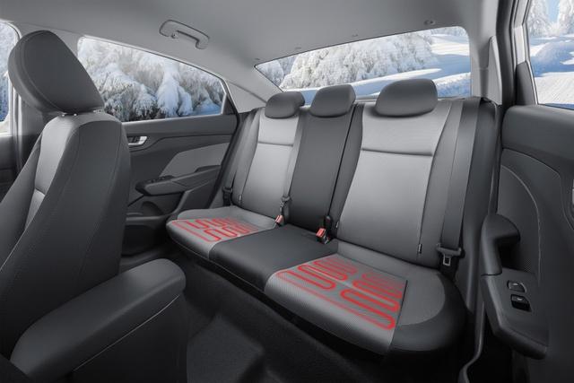 Sedan cỡ nhỏ Hyundai Accent 2018 lộ diện sớm - Ảnh 5.
