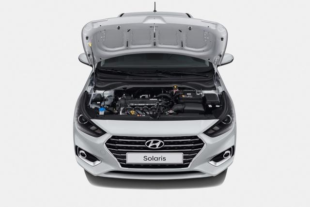 Sedan cỡ nhỏ Hyundai Accent 2018 lộ diện sớm - Ảnh 6.