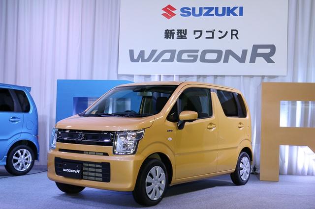 Suzuki Wagon R 2017 - Xe hơn 200 triệu Đồng khiến người Việt phát thèm - Ảnh 1.