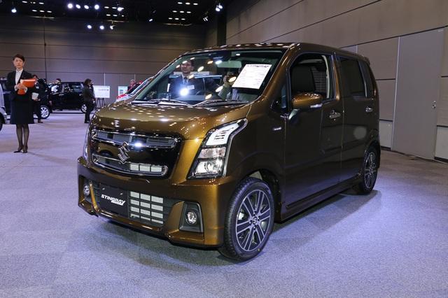 Suzuki Wagon R 2017 - Xe hơn 200 triệu Đồng khiến người Việt phát thèm - Ảnh 3.