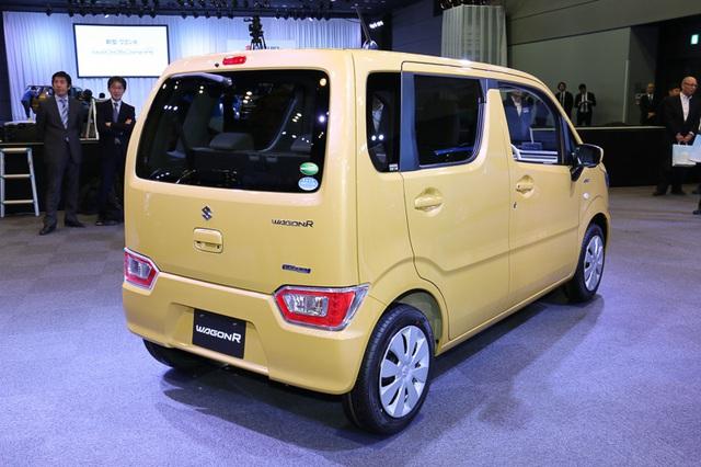 Suzuki Wagon R 2017 - Xe hơn 200 triệu Đồng khiến người Việt phát thèm - Ảnh 6.