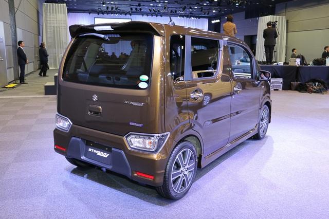 Suzuki Wagon R 2017 - Xe hơn 200 triệu Đồng khiến người Việt phát thèm - Ảnh 9.