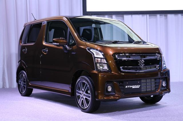Suzuki Wagon R 2017 - Xe hơn 200 triệu Đồng khiến người Việt phát thèm - Ảnh 11.