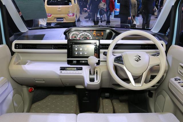 Suzuki Wagon R 2017 - Xe hơn 200 triệu Đồng khiến người Việt phát thèm - Ảnh 14.