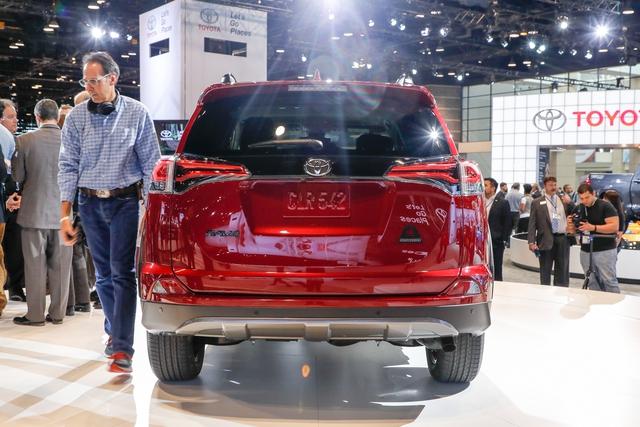 Phiên bản hầm hố nhất từ trước đến nay của Toyota RAV4  ra mắt - Ảnh 3.