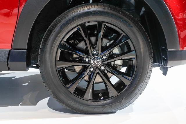 Phiên bản hầm hố nhất từ trước đến nay của Toyota RAV4  ra mắt - Ảnh 5.