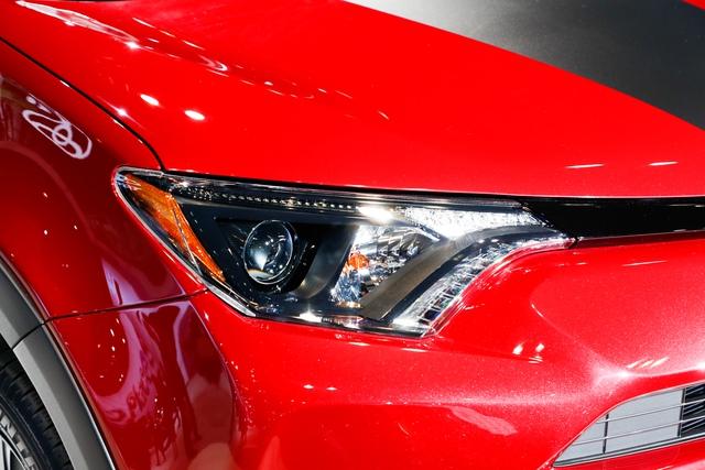 Phiên bản hầm hố nhất từ trước đến nay của Toyota RAV4  ra mắt - Ảnh 6.