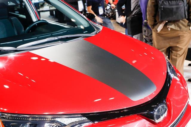 Phiên bản hầm hố nhất từ trước đến nay của Toyota RAV4  ra mắt - Ảnh 8.